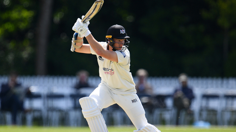 James Bracey's unbeaten ton leads Gloucestershire to victory in thrilling chase against Derbyshire