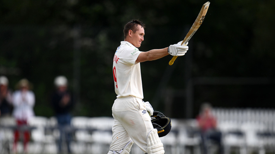 Marnus Labuschagne hundred continues Glamorgan fightback