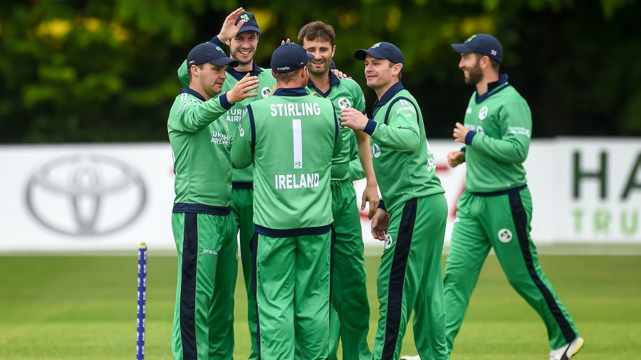 All-round Gareth Delany gives Ireland second win