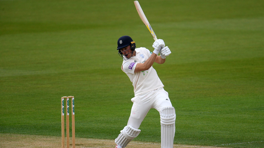 Joe Weatherley top scores for Hampshire in Isle of Wight fixture