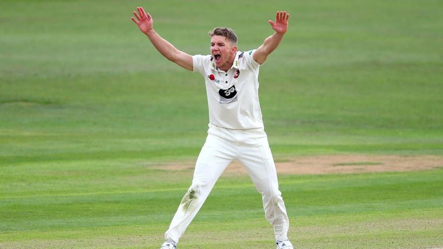 Matt Milnes five-for helps Kent strengthen grip on clash with Yorkshire