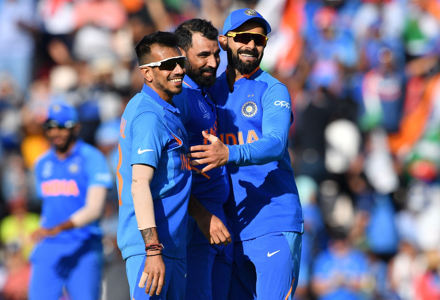 Bumrah's magic and Shami's hat-trick save India