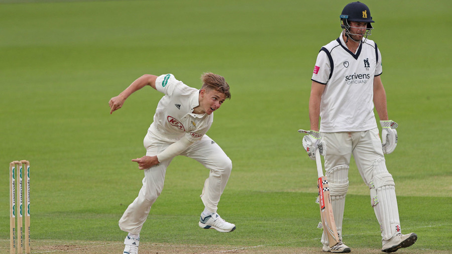 Rory Burns faces Sam Curran dilemma with Surrey needing Warwickshire wickets