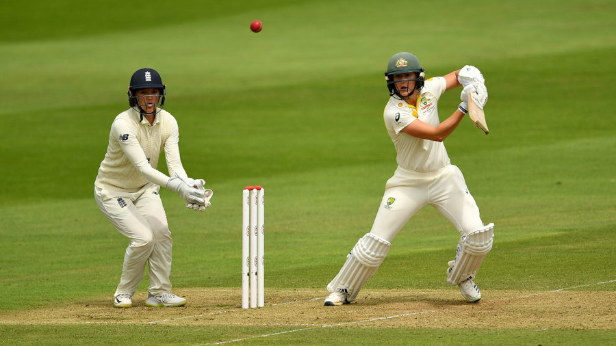 Recent Match Report - England Women vs Australia Women Only Test 2019 | ESPNcricinfo.com
