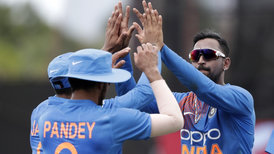 Recent Match Report India Vs West Indies 2nd T20i 2019