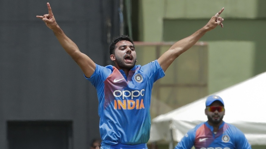 Recent Match Report - West Indies vs India 3rd T20I 2019