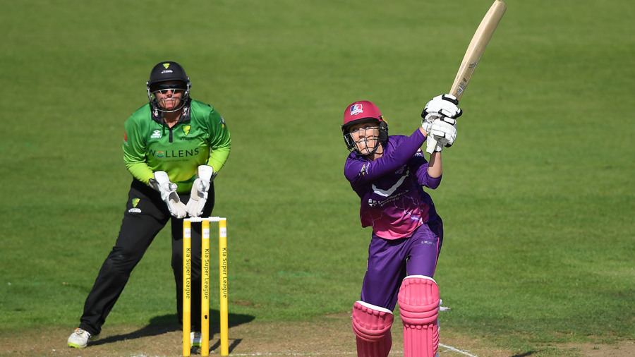 Mignon du Preez guides Loughborough Lightning up to third in KSL table