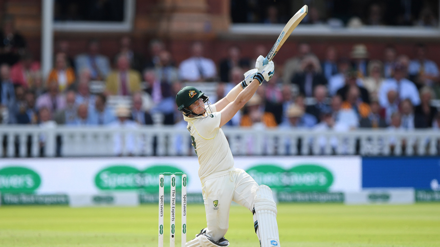 Steven Smith takes centre stage again on day of high drama as Australia give themselves a chance