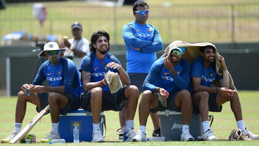 Ishant, Umesh and Kuldeep pick three each as India take big lead
