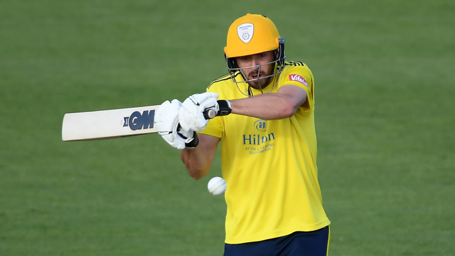 James Vince, Aneurin Donald steer Hampshire past Middlesex