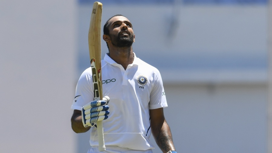 Hanuma Vihari 101, Cheteshwar Pujara 93 rescue India after openers fail