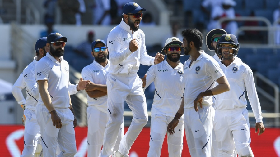 Get Ball by Ball Commentary of West Indies vs India, ICC