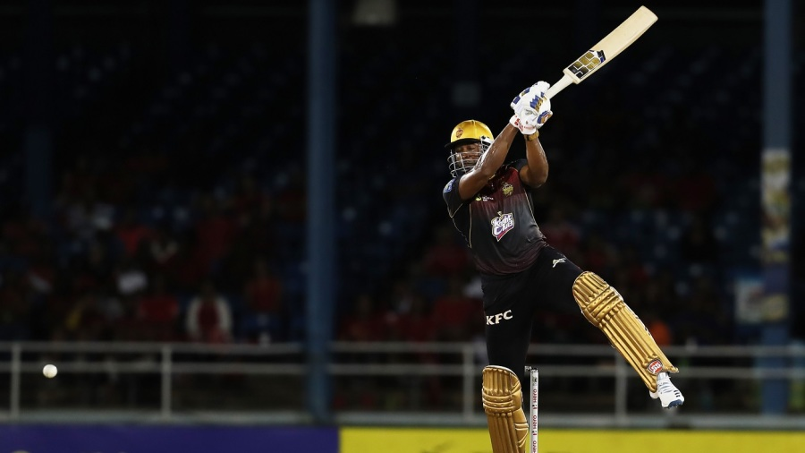 Narine, Pollard star as Trinbago Knight Riders secure home qualifier