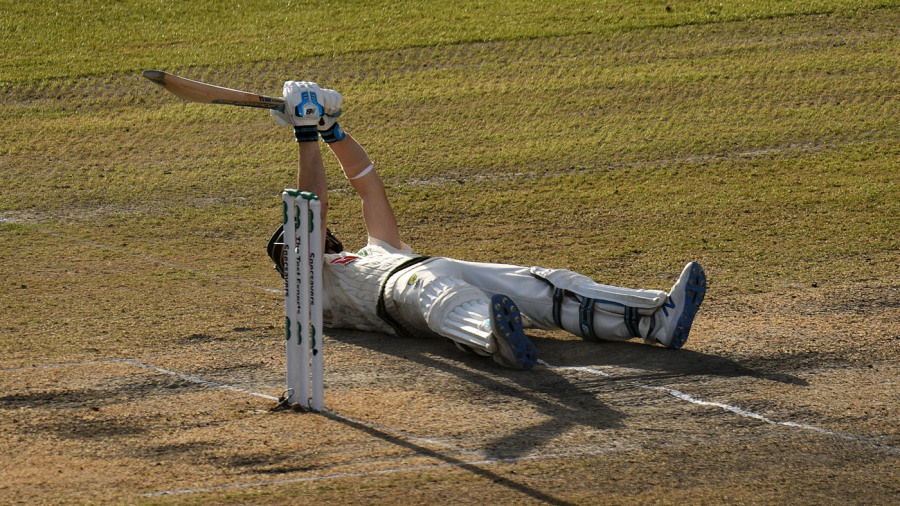 Recent Match Report - England vs Australia, ICC World Test