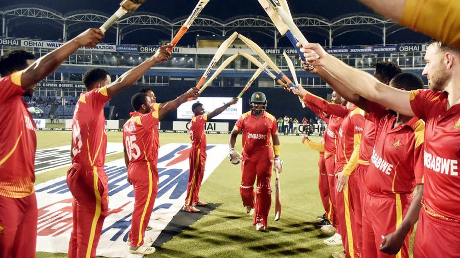 Recent Match Report – Afghanistan vs Zimbabwe 5th Match 2019 | ESPNcricinfo.com