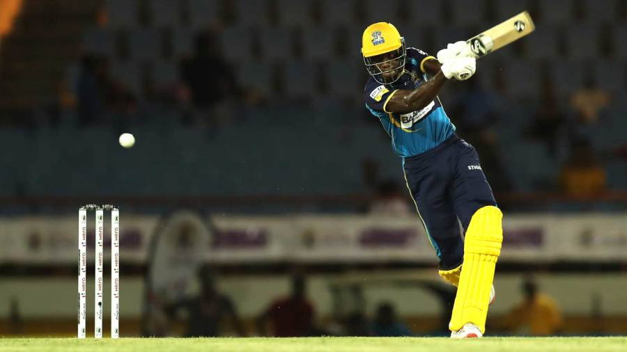 Carter, Greaves lead the way as Tridents win big