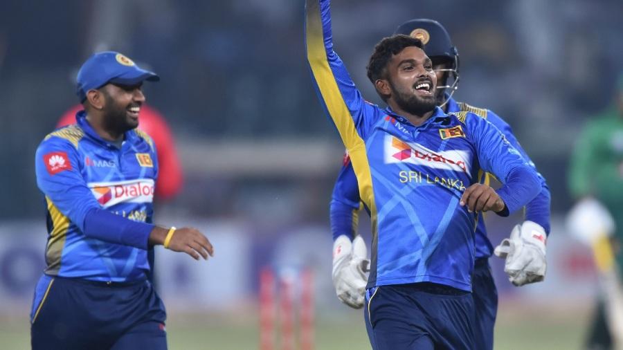 Hasaranga, Rajapaksa star as Sri Lanka spring another surprise on Pakistan