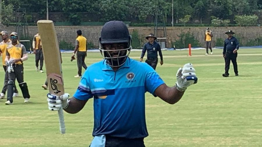 Sanju Samson makes Vijay Hazare Trophy history with unbeaten 212