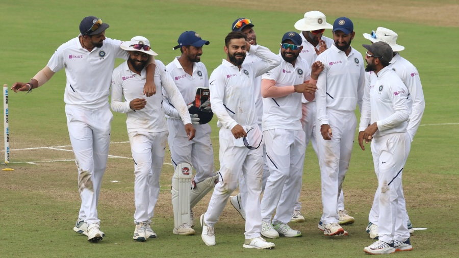Umesh Yadav and spin duo wrap up innings win, series for India