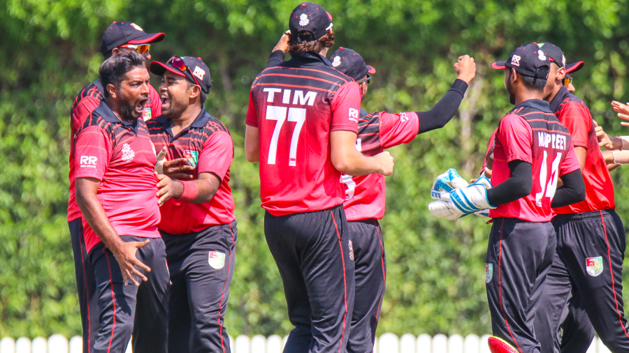 Singapore stun Scotland to give T20 World Cup qualifiers electrifying start