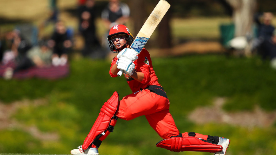 Wyatt half century helps Renegades square the ledger against the Strikers