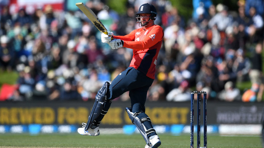 5th T20I, England tour of New Zealand at Auckland, Nov 10 2019