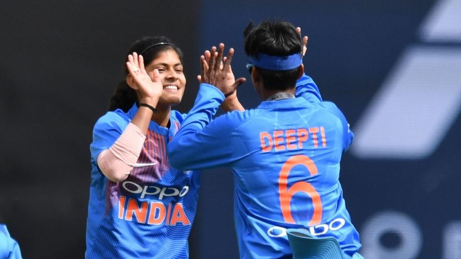 West Indies Women vs India Women 3rd...