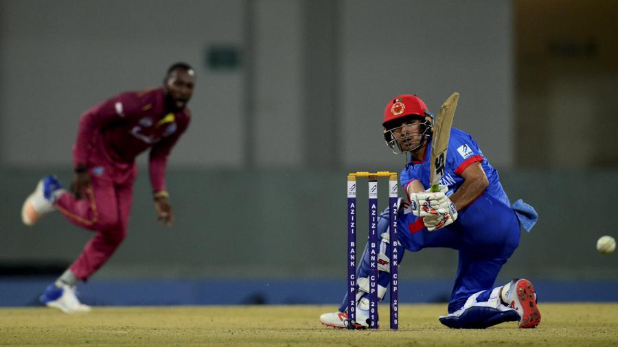 Rahmanullah Gurbaz's 52-ball 79 gives Afghanistan series win