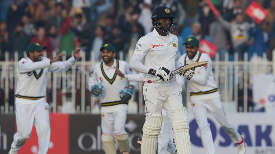 Pakistan seamers shine on day of fluctuating fortunes