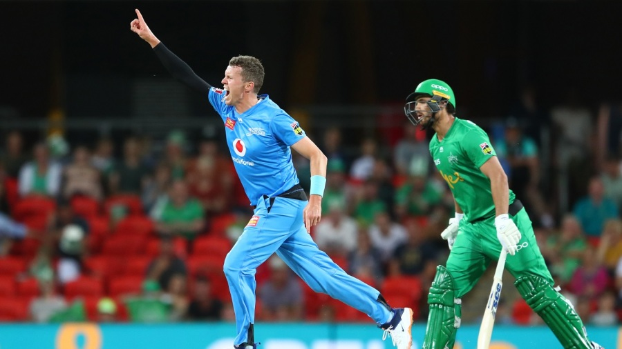 Recent Match Report - Melbourne Stars vs Adelaide Strikers ...