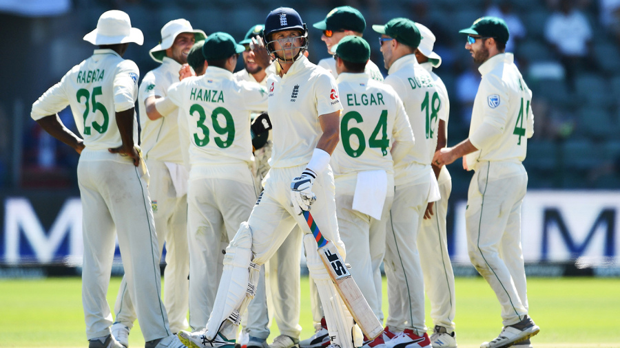 Cricket Video - South Africa vs England, ICC World Test ...