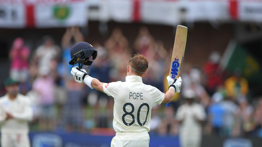 England turn screw after Ben Stokes, Ollie Pope hundreds