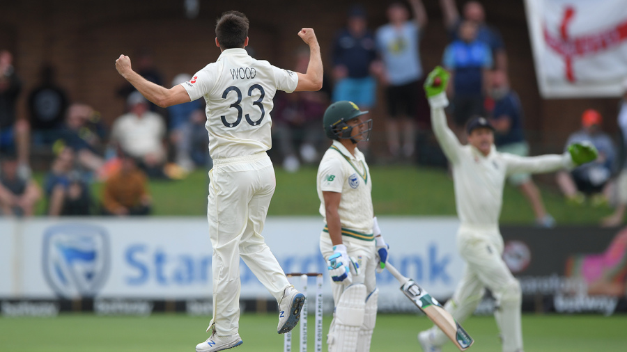 England surge towards victory on Joe Root four-wicket haul