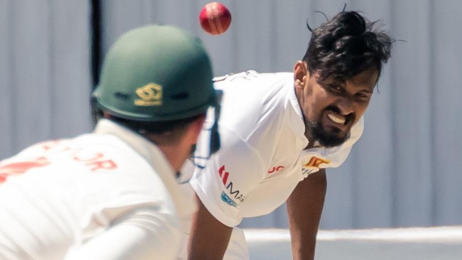2nd Test, Sri Lanka tour of Zimbabwe at Harare, Jan 27-31 2020