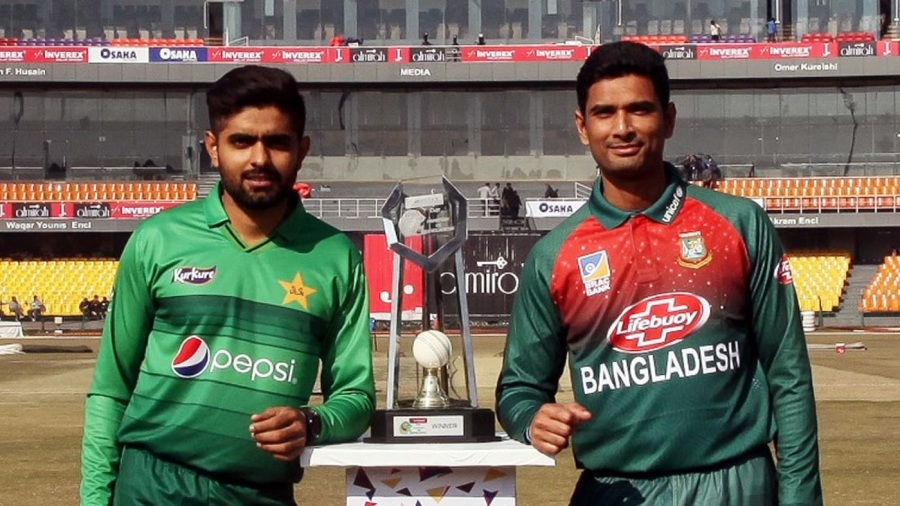 1st T20I, Bangladesh tour of Pakistan at Lahore, Jan 24 2020