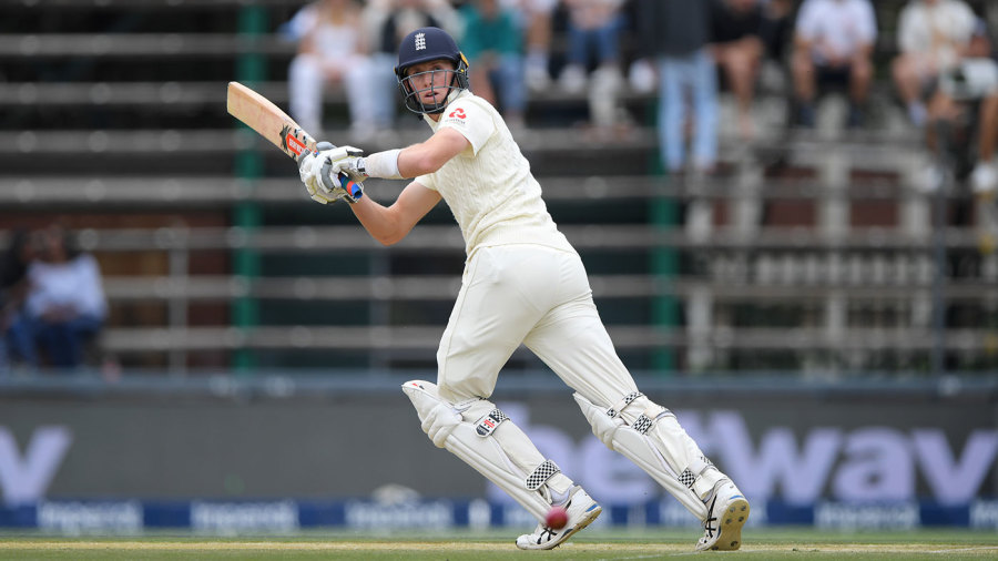 Live Report - South Africa v England, 4th Test