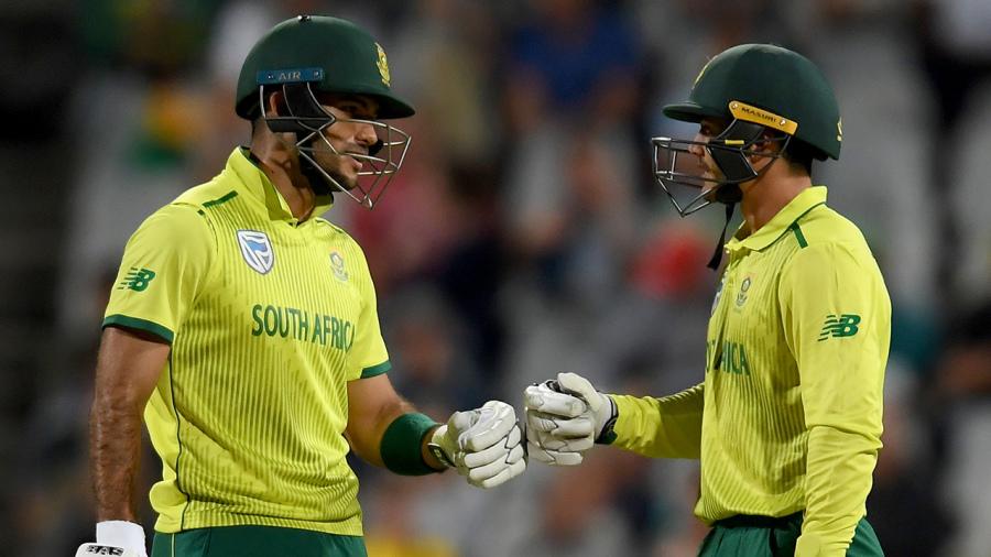2nd T20I, Australia tour of South Africa at Port Elizabeth, Feb 23 2020