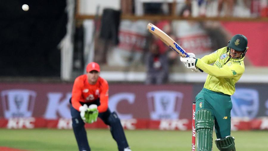 Recent Match Report - South Africa vs England 3rd T20I 2020 | ESPNcricinfo.com