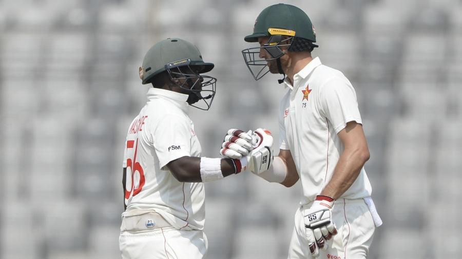 Recent Match Report - Bangladesh vs Zimbabwe Only Test 2020 | ESPNcricinfo.com