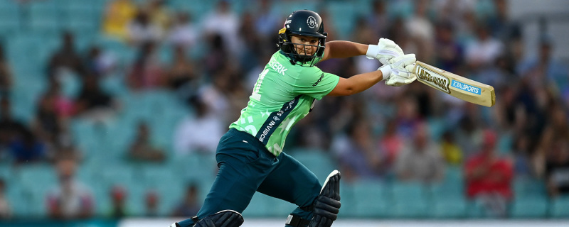 Dane van Niekerk proves Invincible as Hundred is launched with thriller