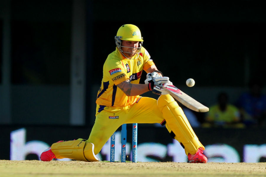 Recent Match Report - Chennai Super Kings vs Sunrisers Hyderabad ...