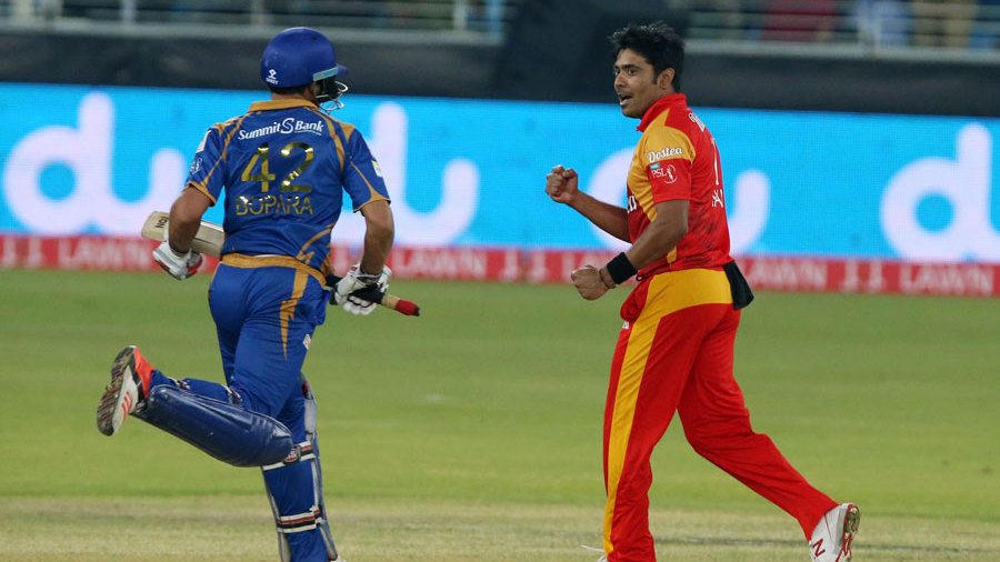 Recent Match Report - Islamabad United vs Peshawar Zalmi, Pakistan Super League, 11th Match | ESPN.co.uk
