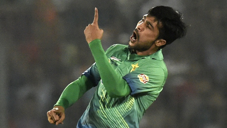 Terribly lucky' to return to Test cricket - Amir