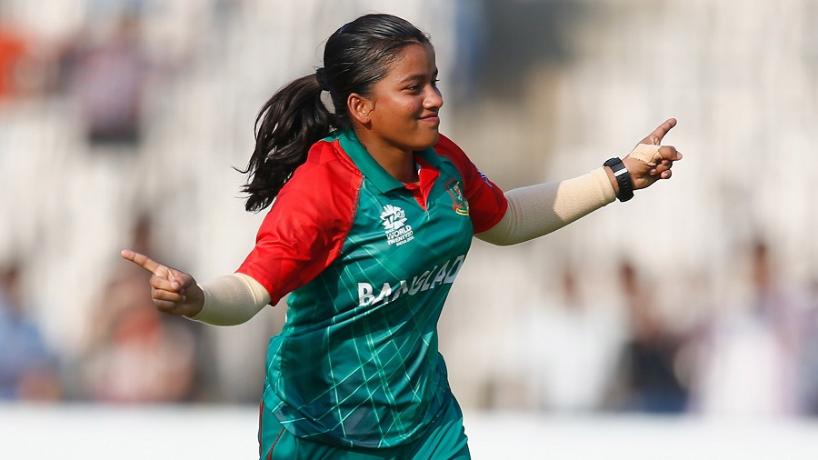 Recent Match Report – Bangladesh Women vs Thailand Women, ICC Women's T20 World Cup Qualifier, Final | ESPNcricinfo.com