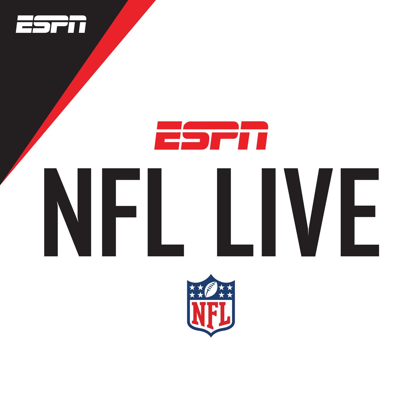 NFL Live | Listen via Stitcher for Podcasts