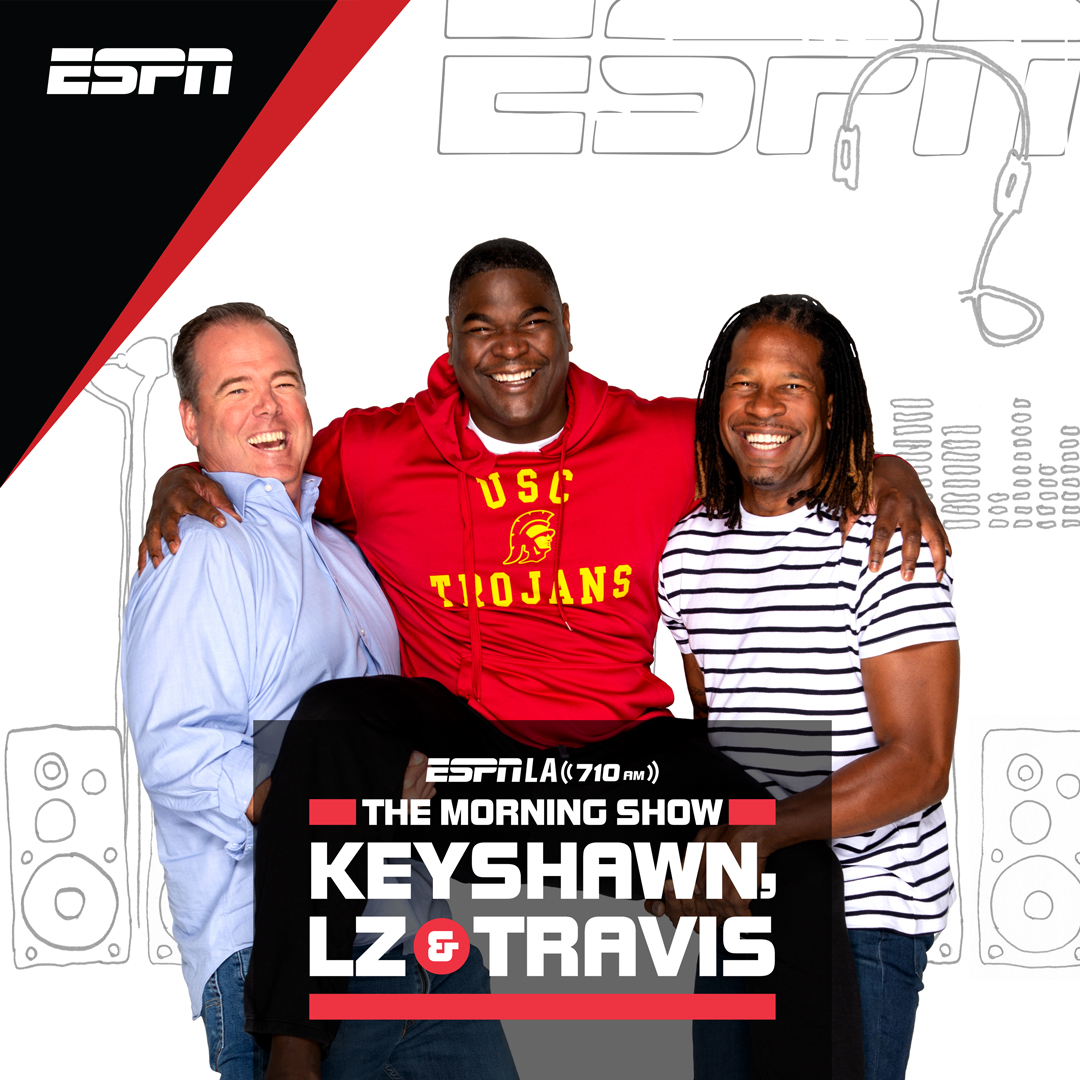 Mornings with Keyshawn, LZ and Travis (HR 2) Donald Dell-Michael Jordan's first Agent calls in to talk about MJ's early career.