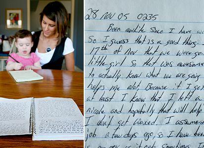 Matthew's journal