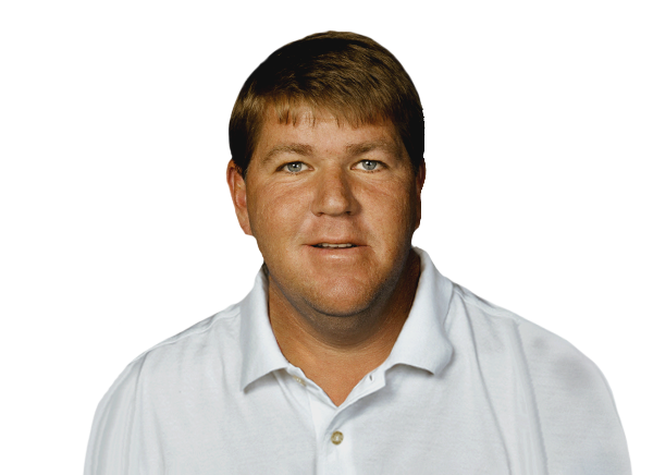 John Daly Playing Nationwide Tour Fort Smith Classic In Arkansas
