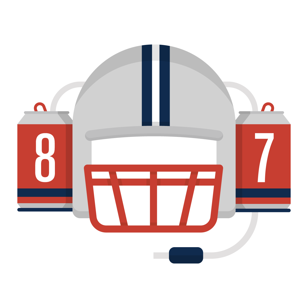 New logos for 10 NFL stars -- Tom Brady, Rob Gronkowski of ...
