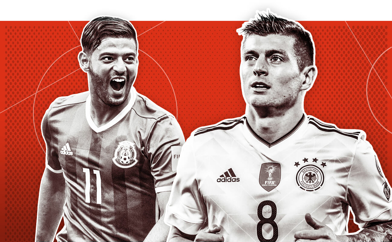 Mexico  Is this the year they finally crack the round of 16  - Sweden  They  re united without Zlatan Ibrahimovic but struggling for form e35ab8f4c